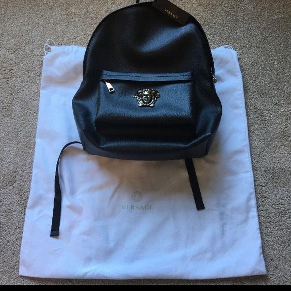2db17eec98 Versace Bags   Backpack Medusa   Poshmark